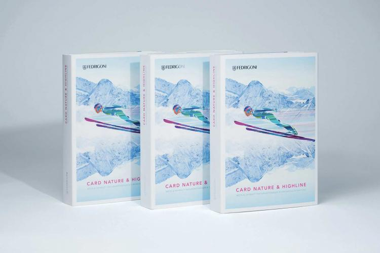 "Fedrigoni's ""Card Nature & Highline"" cross-media campaign"